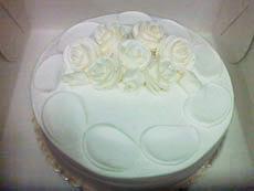 ビーチハウス ケーキ