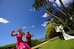 ハワイアンウェディング