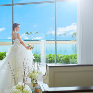 DIAMOND HEAD WHITE BEACH CHAPEL WEDDING