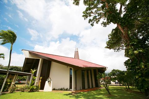 ヌアヌコングリゲーショナル教会